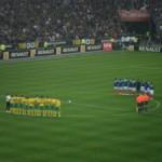 France-Lituanie au Stade de France en version jaune-vert-rouge