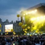 L'incroyable magie de Coldplay au Main Square Festival d'Arras