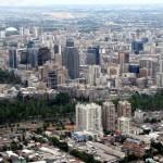 Premiers pas à Santiago du Chili