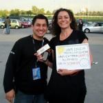 Chasse au billet gratuit pour The Killers à Santiago