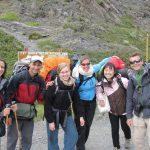 La multinationale de la rando sur les chemins mythiques de Torres del Paine
