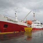 Lost in translation sur la route de l'Antarctique