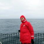 En route pour l'Antarctique: traversée du passage de Drake