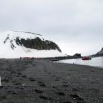 J'ai marché sur l'Antarctique !!!