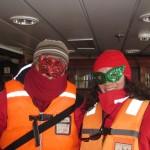 L'annulation du carnaval de l'Antarctique