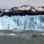 En balade sur le glacier Perito Moreno