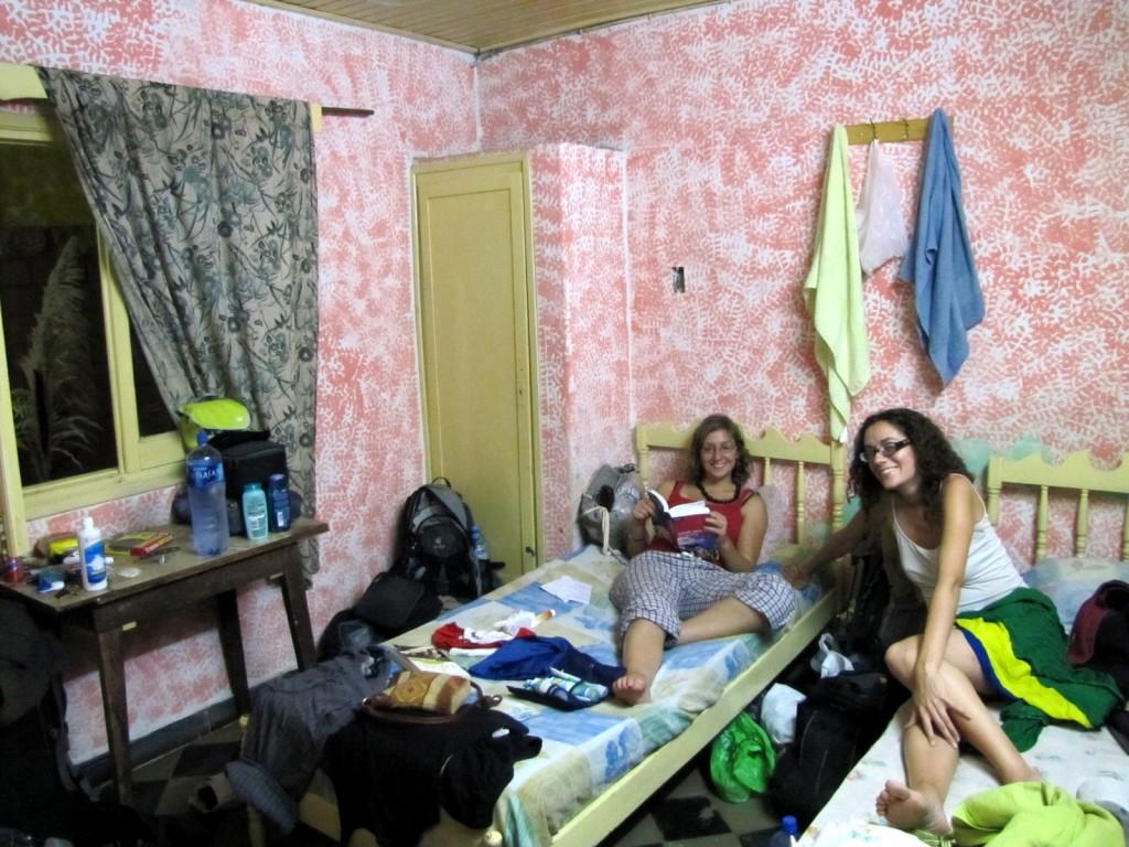 paraguay hotel concepcion