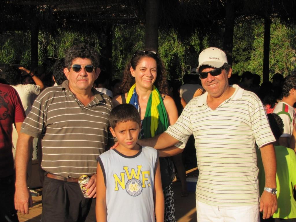 Les rencontres, tout le bonheur d'un voyage au Paraguay