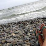 La prochaine fois que je verrai le Pacifique, je serai de l'autre côté…