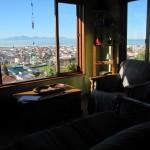 Brèves de dortoir à Cape Town: canapé avec vue…