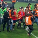 Un billet gratuit en échange d'un sourire pour la finale de la Coupe du Monde