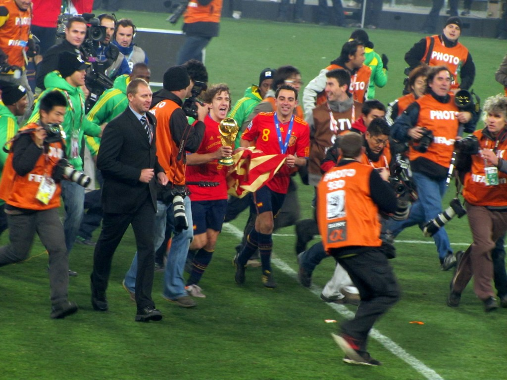 Un billet gratuit pour la finale de la coupe du monde - Coupe du monde 2010 lieu ...