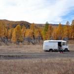 Carnet de van à travers la Mongolie: une journée comme les autres…
