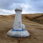 Insolite en Mongolie: une statue classée X