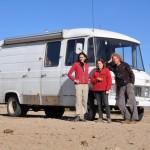 Carnet de van à travers la Mongolie: C'est parti pour l'aventure