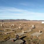 Carnet de van à travers la Mongolie: Ciel, on a dormi dans un cimetière!!
