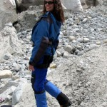 Best of Look en tour du monde… Ice trekkeuse en Bolivie