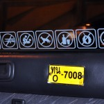 Insolite à Bangkok: sexe interdit dans les taxis