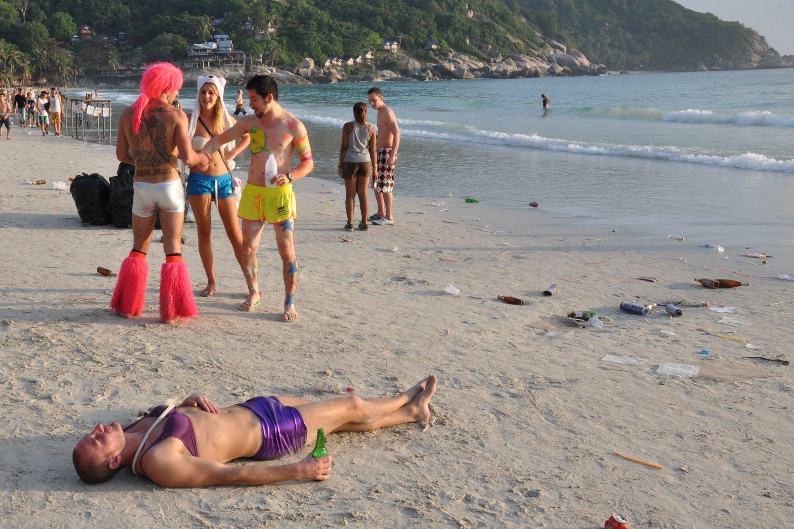 sexe jeunes le sexe sur la plage