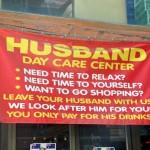 Insolite en Thaïlande: et si vous laissiez votre mari au «Husband day care center»?
