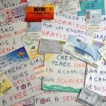 Un « billet gratuit pour un sourire » en chiffres, 9 pays, 7 langues, 36 sourires…