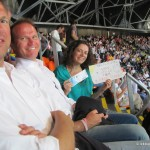 Le début du rêve Olympique… des Braqueuses aux Experts