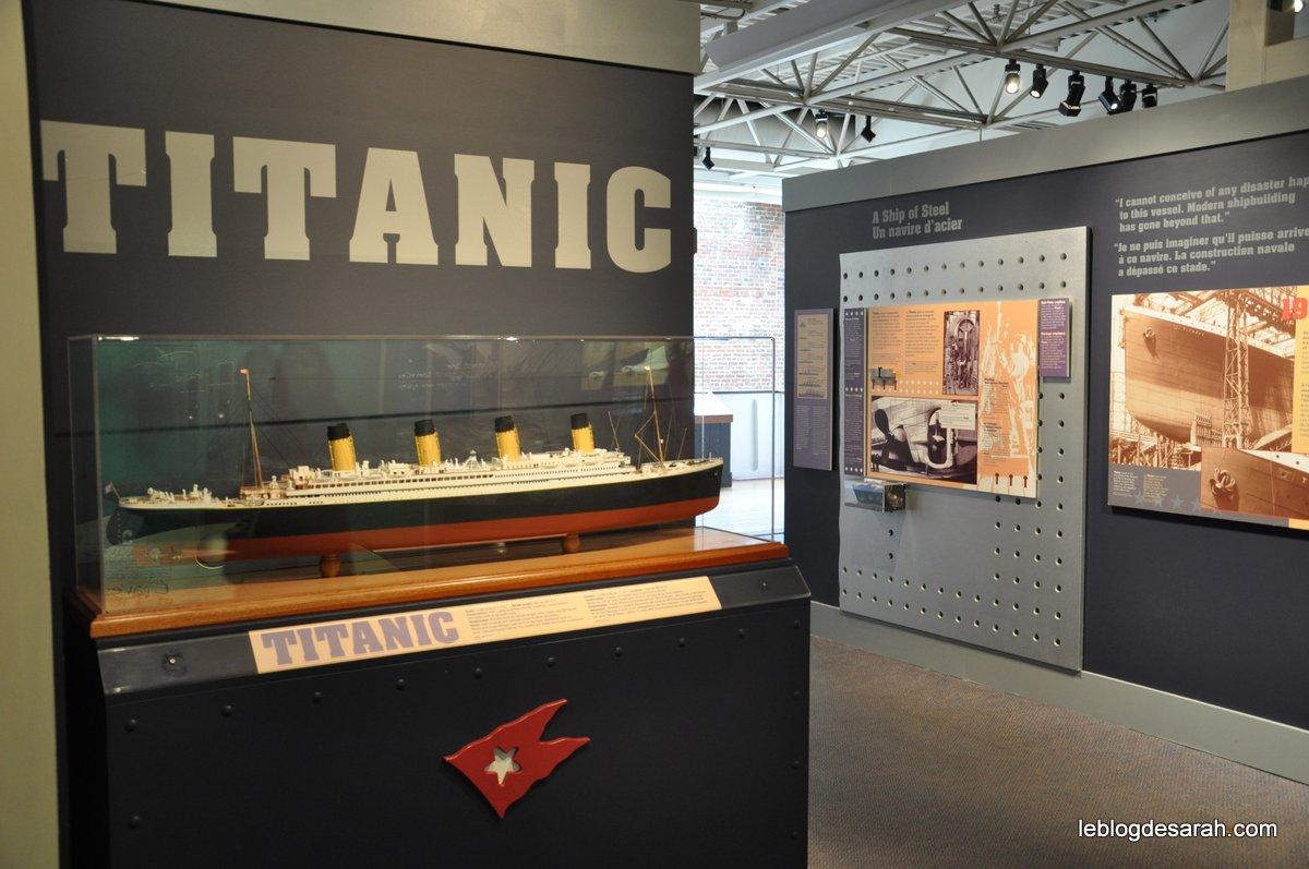 sur les traces du titanic halifax au canada. Black Bedroom Furniture Sets. Home Design Ideas
