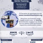 Donner un sens à son voyage grâce au « Twaming »