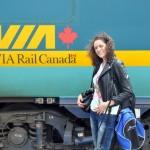 Au Canada, un billet de train gratuit en échange d'un concert