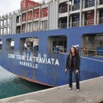 Voyage en cargo: retour à la maison après 19 jours de traversée