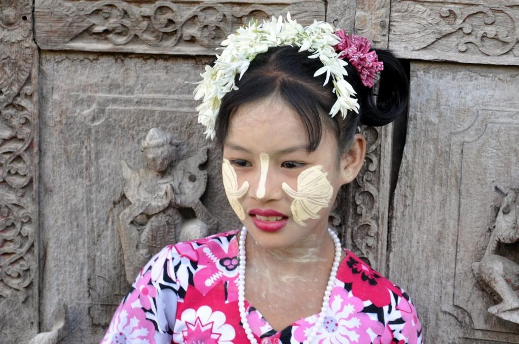Tanaka Birmanie