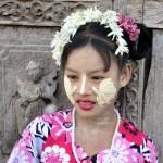 Secret de beauté en Birmanie: le tanaka