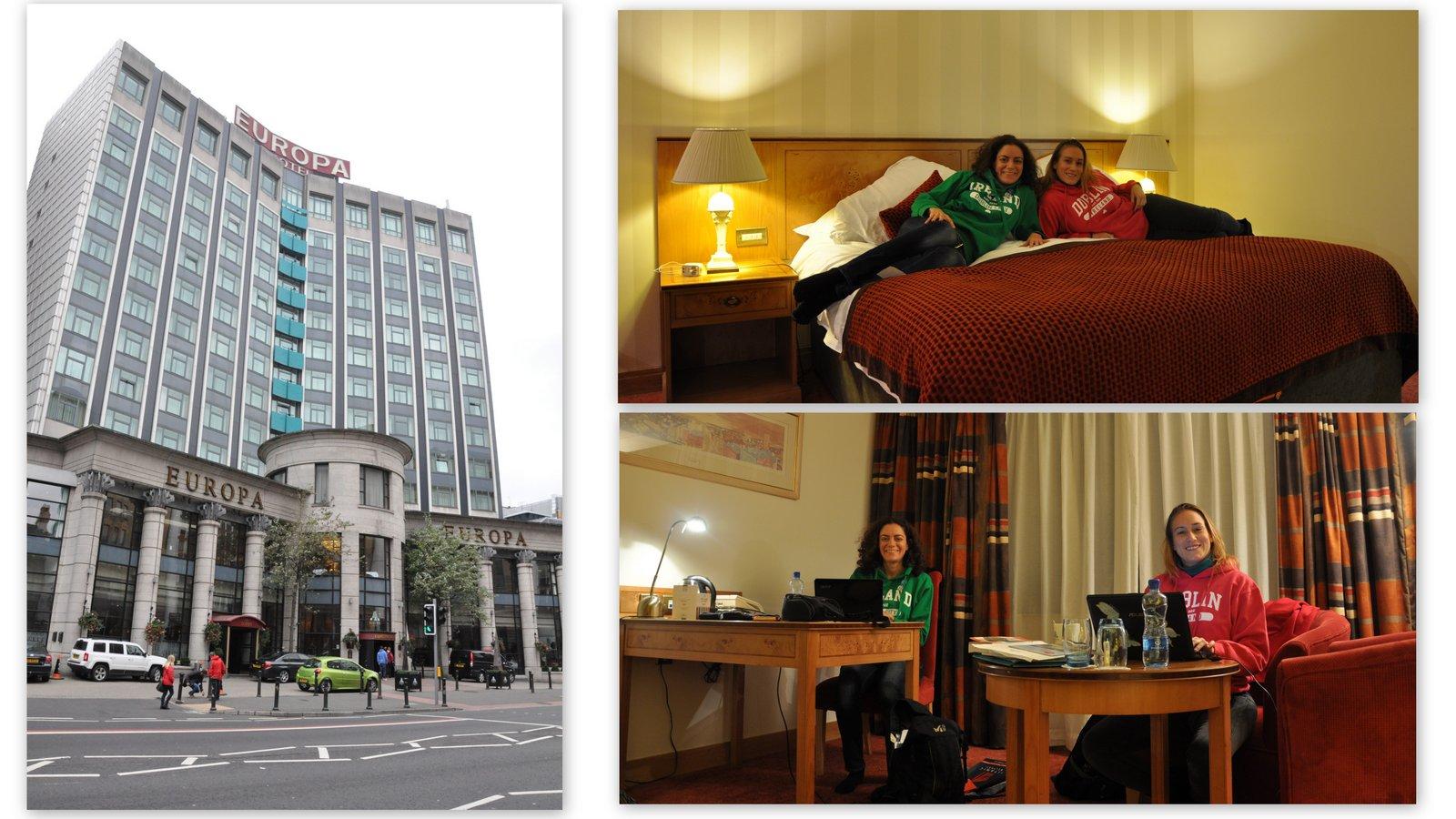 hotel europa à belfast