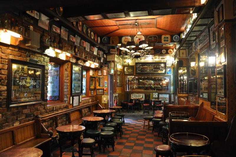 Le pub Duke of York à Belfast, en Irlande du Nord