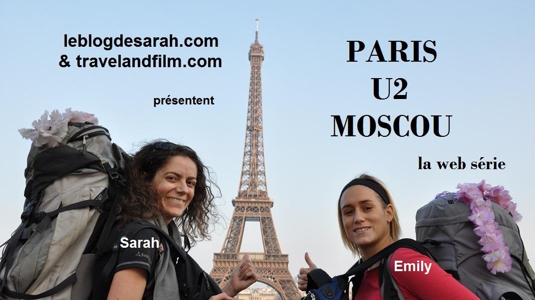 Paris U2 Moscou web-série