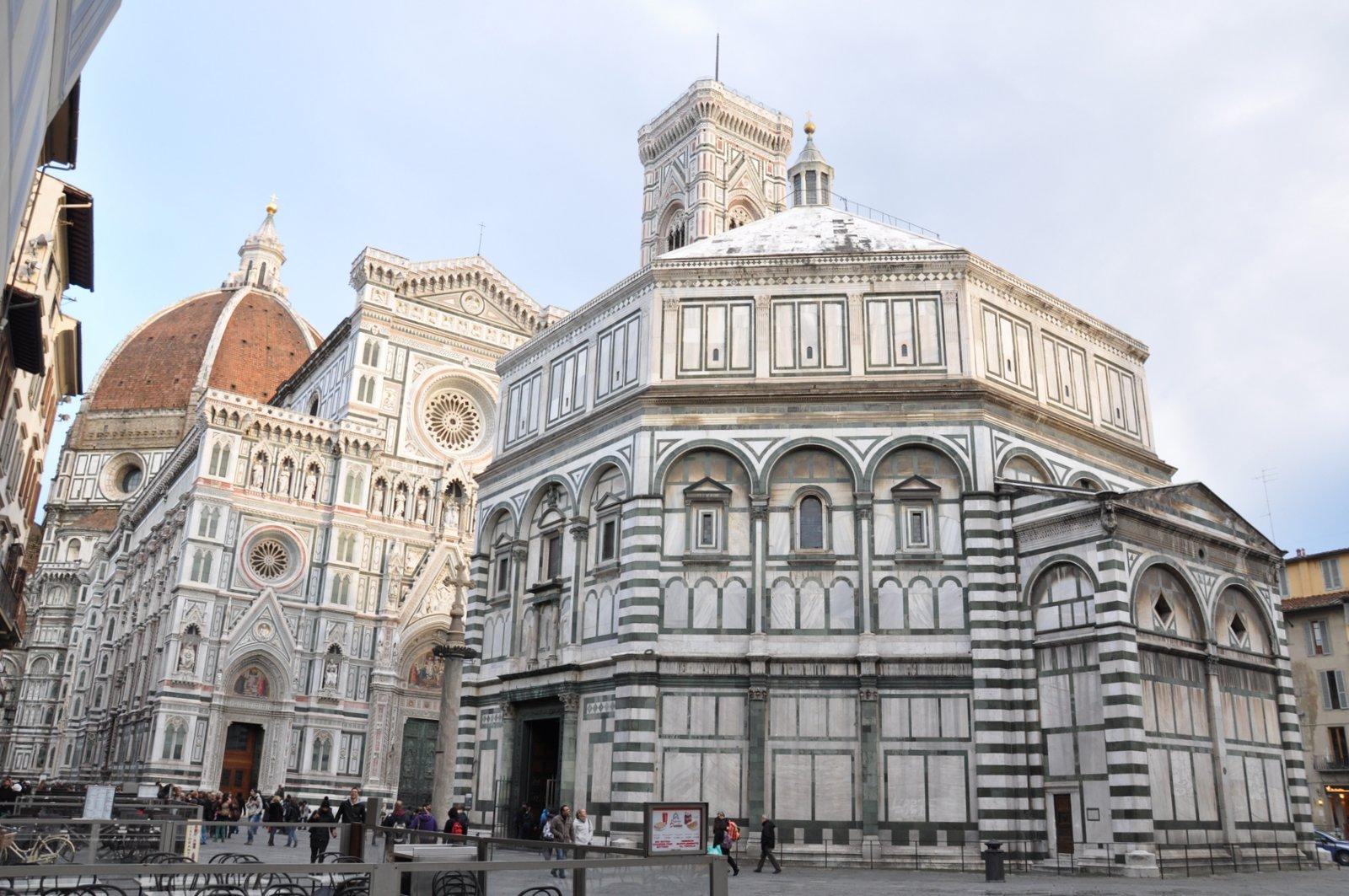Le Dôme de Florence, la cathédrale Santa Maria del Flore