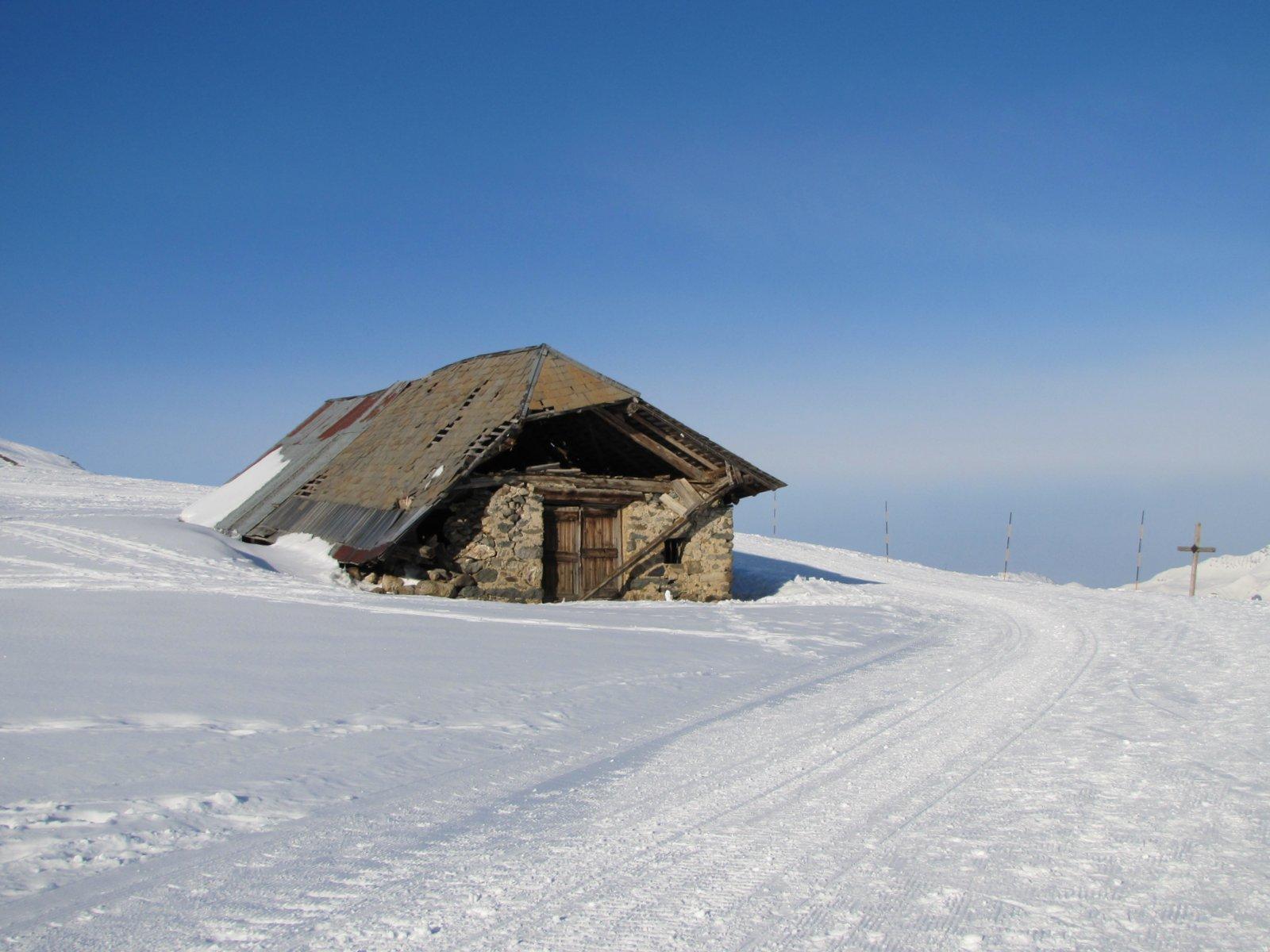 Chalet d'alpage à La Toussuire