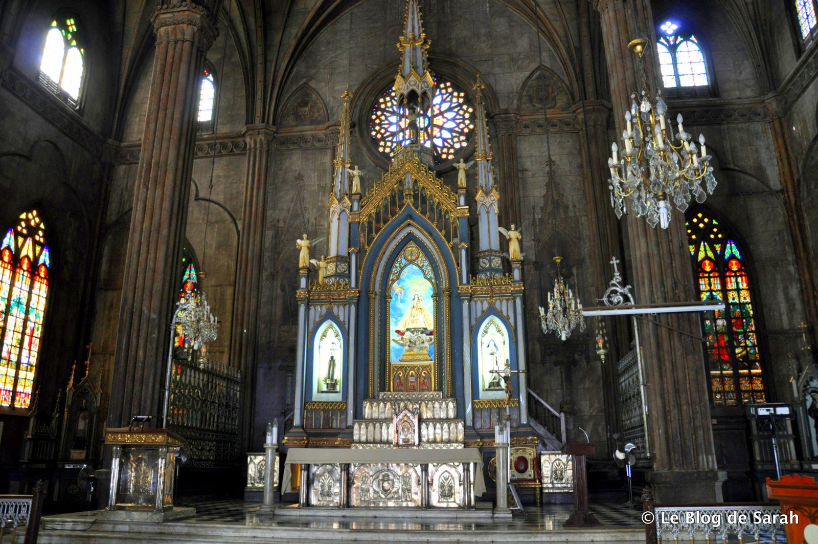 basilique acier manille autel-2