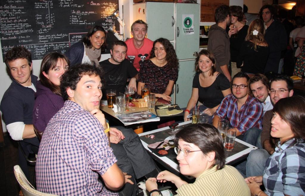 Apéro rencontre de blogueurs voyageurs à Paris... les prémices des #ApéroVoyageurs