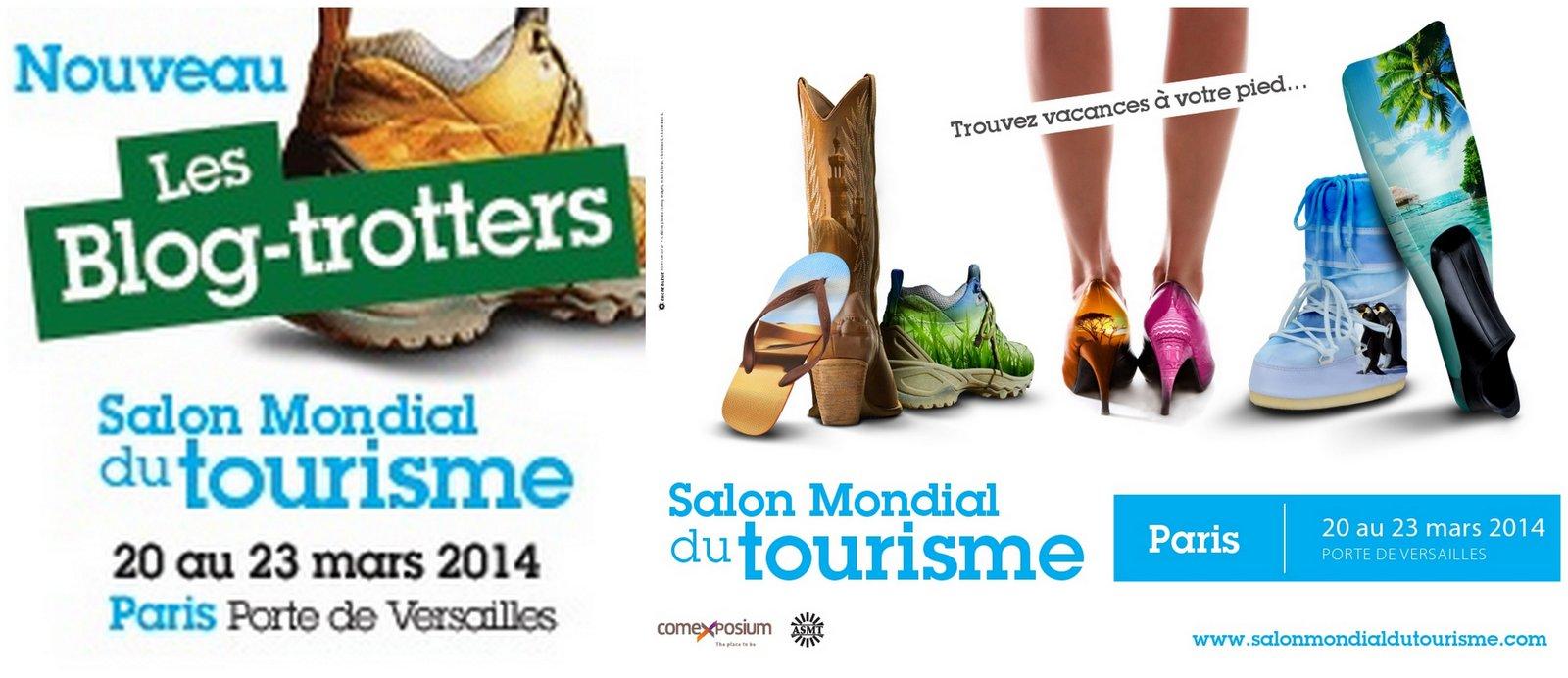 Rendez vous au salon mondial du tourisme paris - Salon tourisme belgique ...