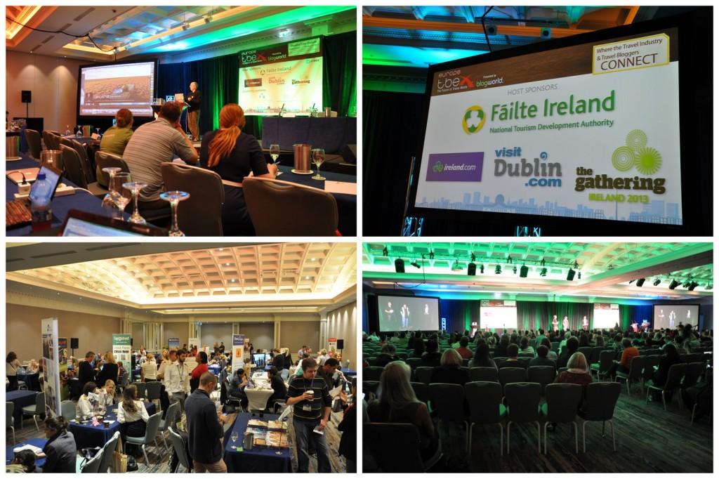 Les rencontres professionnelles des blogueurs de voyage: le Tbex à Dublin en octobre 2013
