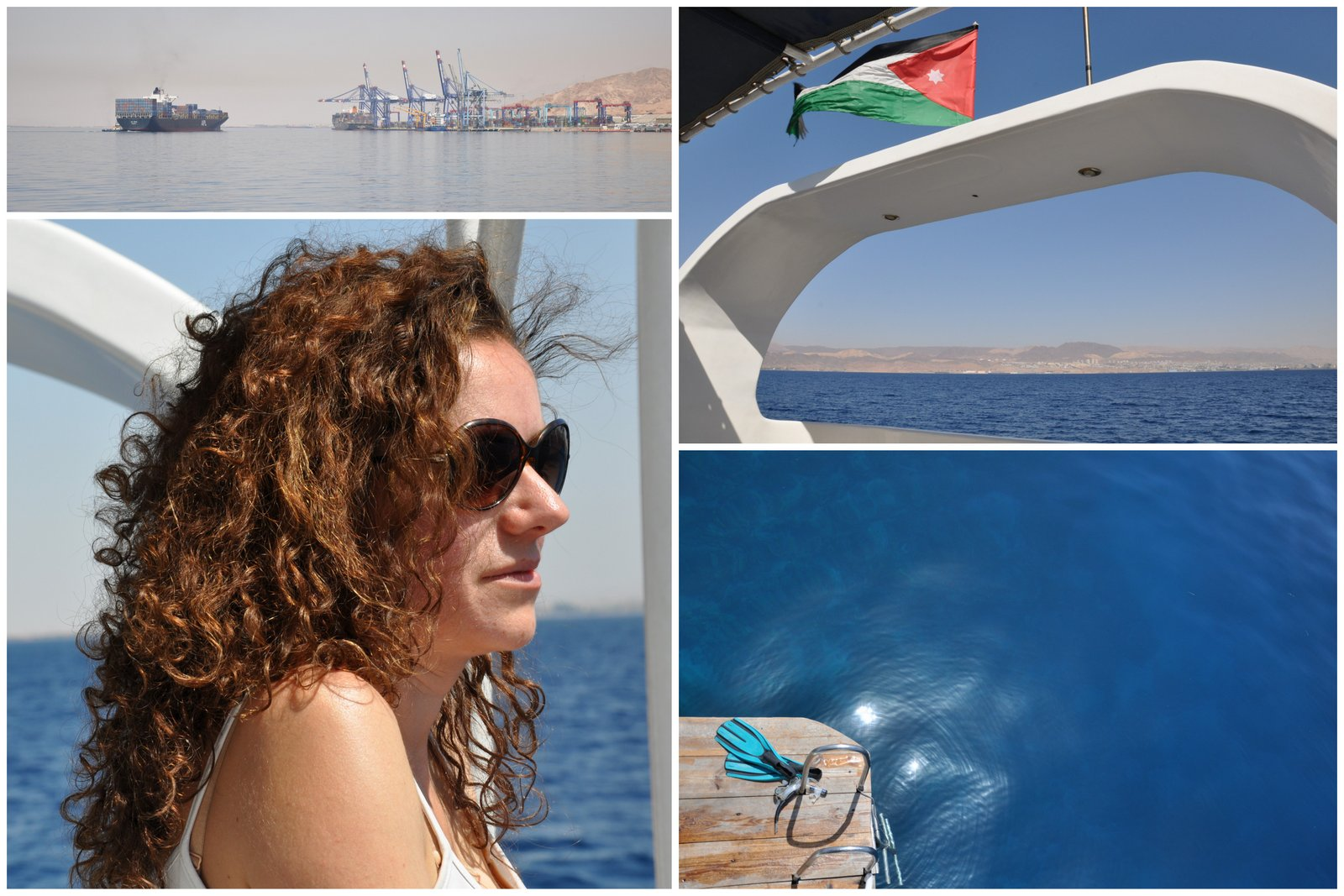 jordanie aqaba mer rouge