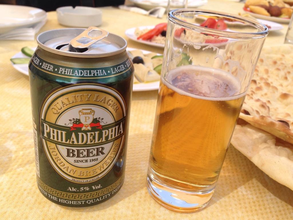 jordanie biere philadelphia beer
