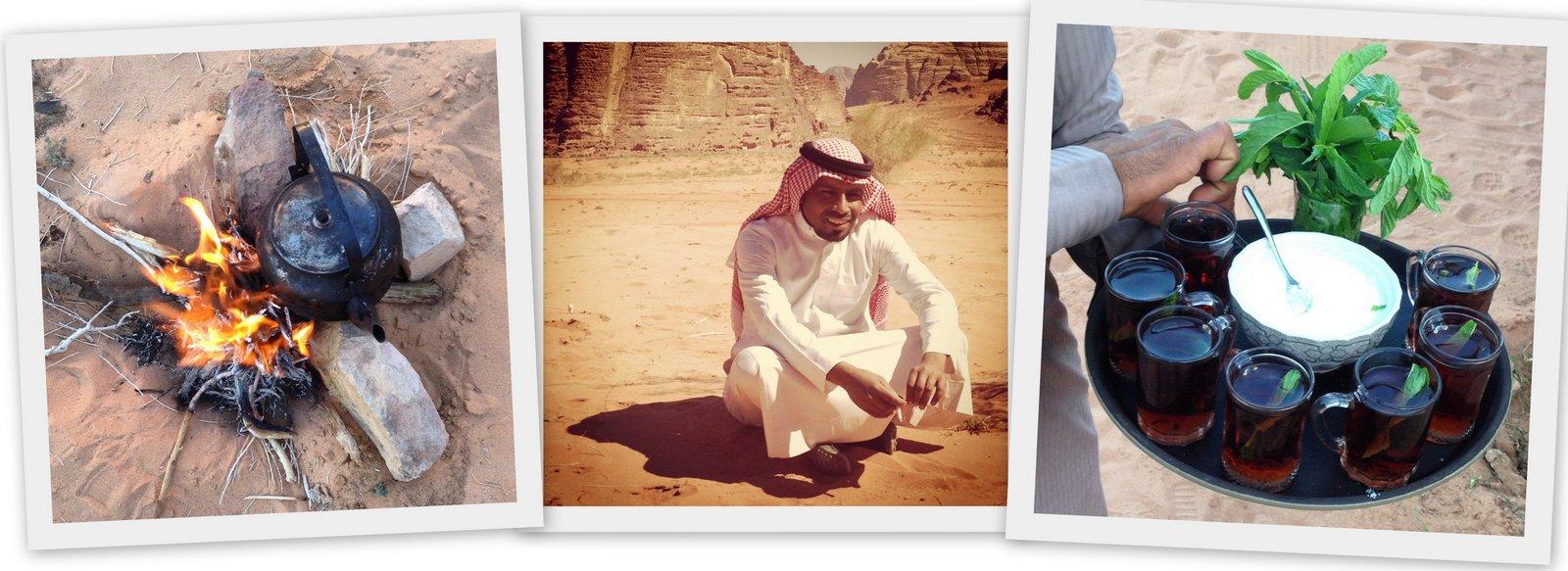 jordanie the desert wadi rum