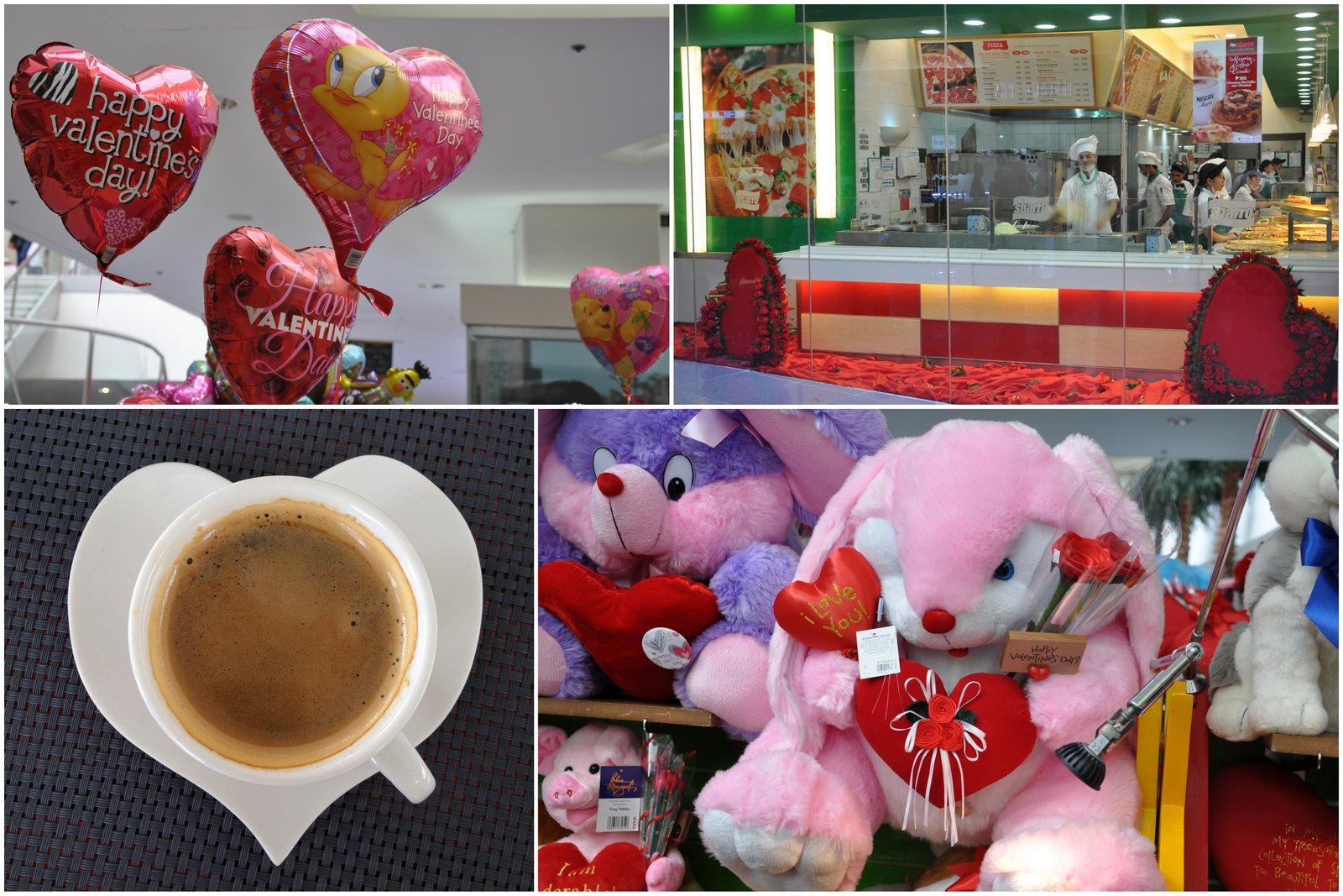 """L'effet """"love in the air"""" aux Philippines à quelques jours de la saint-Valentin"""