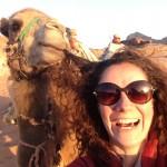 Comment réussir un #selfie avec un dromadaire…