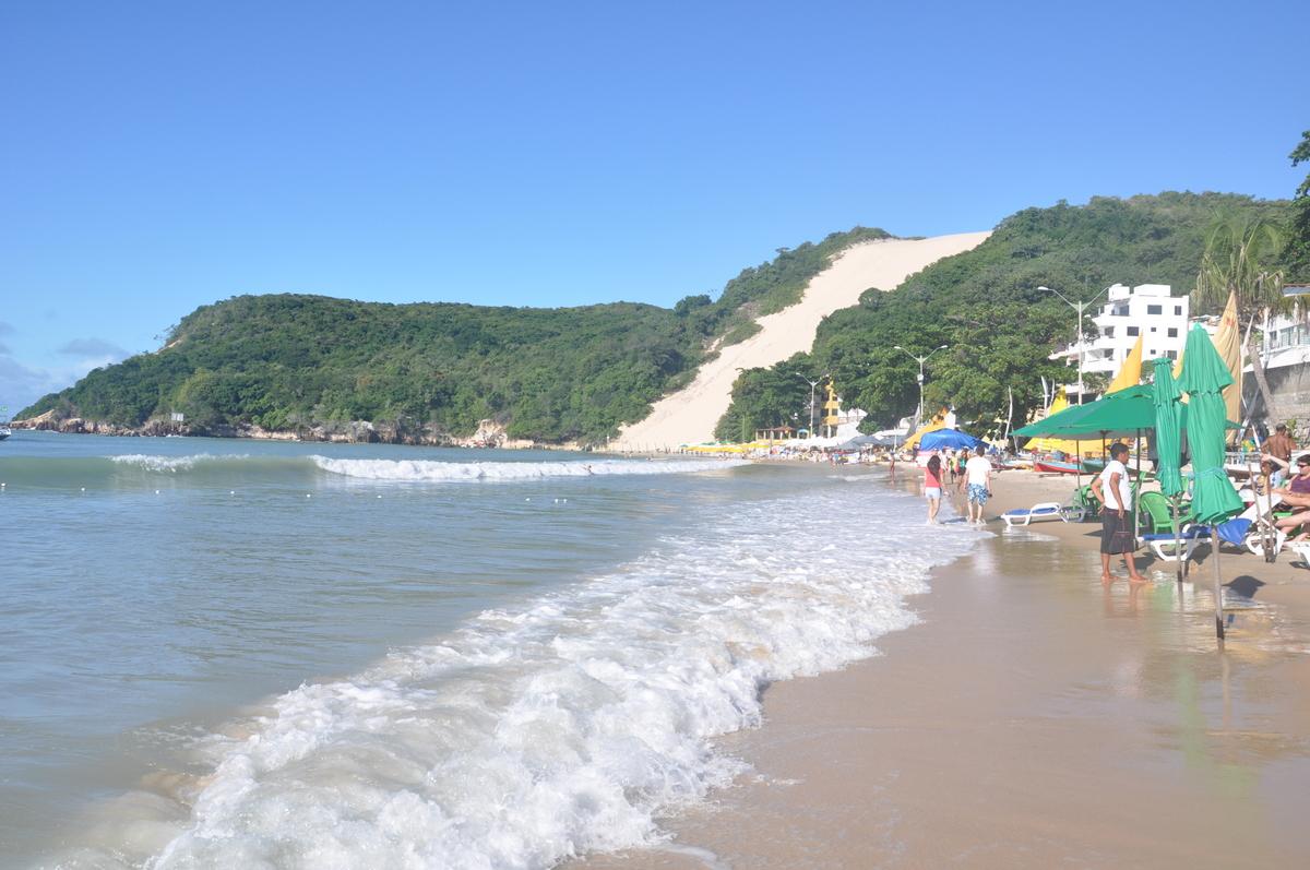 La plage de Natal