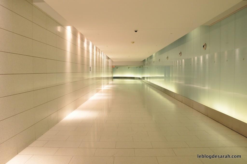 Galerie souterraine de Montréal
