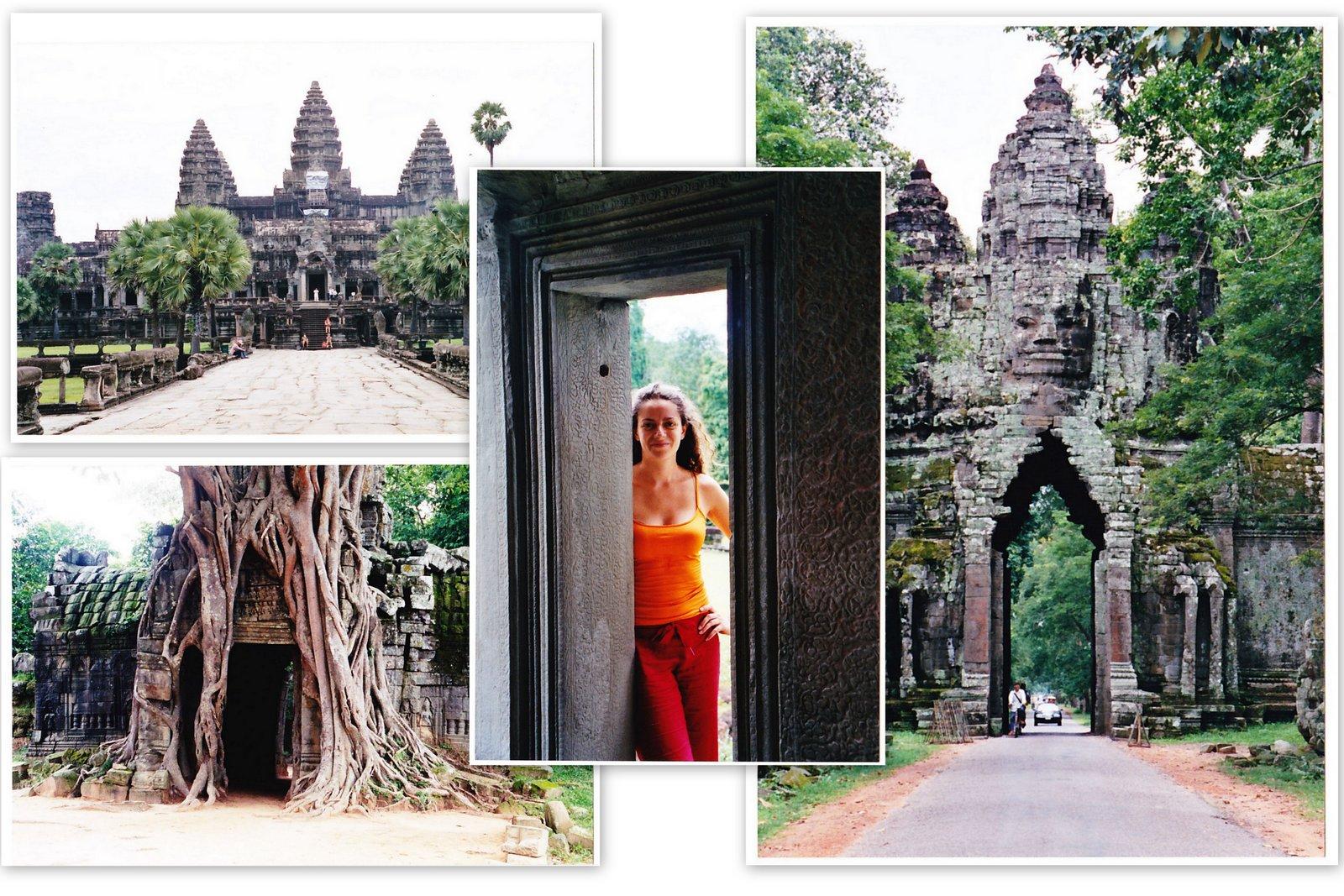 voyage cambodge angkor