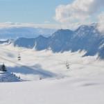 Massif de l'Oisans: la montagne en hiver ça n'est pas que le ski!